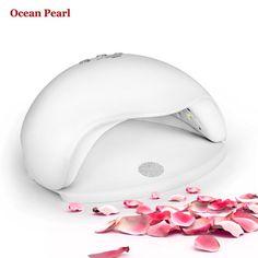 ราคา %% ดทสด OCEAN PEARL SUN5X UV LED Lamp Nail Dryer 48W UV...