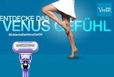 BEENDET | Gillette Venus Swirl gratis testen – gleich bewerben!