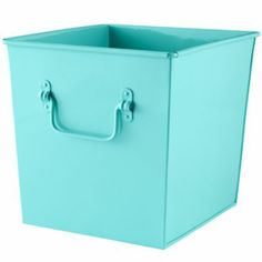 I Could've Bin a Cube Bin (Aqua) | The Land of Nod