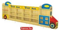 Express Toy cab