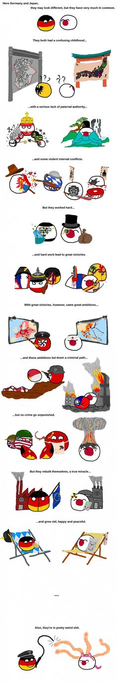 Historical correct countryballs is part of History humor - More memes, funny videos and pics on Funny Laugh, Stupid Funny, Hilarious, Funny Images, Funny Photos, History Memes, Funny History, Art History, Friends Tv Show