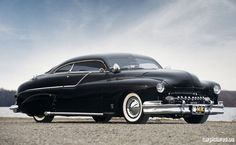 1949 Mercury Two-Door Custom Coupe