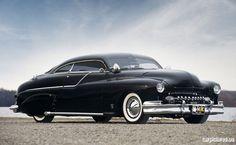 1949 Mercury Two-Door Custom Coupe