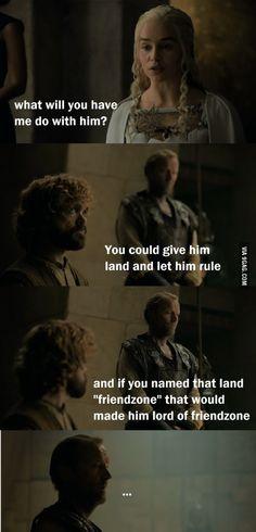 Lord of Friendzone