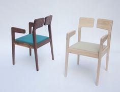 Lat Chair by Harry Allen