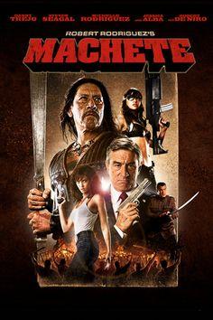 Watch Machete Full Movie Streaming HD