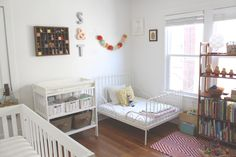 baby room by @Amanda Snelson Watters via fawn and forest