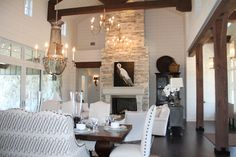 Go backstage in this Southern Living Magazine Showcase Home with these two-minute videos and inspiring design ideas for you. http://www.newhomesource.com/resourcecenter/articles/tour-a-southern-living-showcase-home-part-one