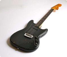 Fender Musicmaster 1977 #vintageandrare