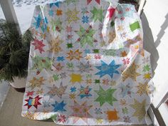Laughter In Quilts: Oh My Stars!
