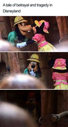 Amazing-Disney-Mitarbeiter - My Humor - Disney Humour Disney, Funny Disney Jokes, Crazy Funny Memes, Disney Memes, Really Funny Memes, Stupid Funny Memes, Funny Relatable Memes, Disney Funny Moments, Disney Fails