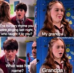 """Grandpa.""-That's Willow!"
