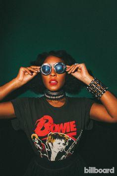 Janelle Monae in Billboard