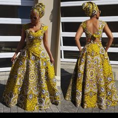 African Fashion – Designer Fashion Tips African Prom Dresses, Latest African Fashion Dresses, African Dresses For Women, African Attire, African Wear, African Women, Ankara Fashion, African Style, Short Dresses