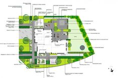 Hendriks Hoveniers | Tuinadvies, tuinontwerp en tuinaanleg Rest House, Master Plan, Horticulture, Floor Plans, How To Plan, Architecture, Green, Landscapes, Colorful