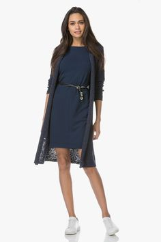 Shop the look - Modern in ton-sur-ton blauw