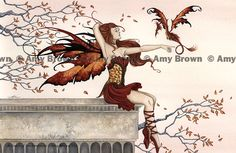 Touch of Enchantment - Amy Brown: Fairy Art