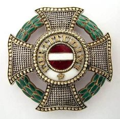 Order of St. Royal Crown Jewels, War Medals, Military Orders, Grand Cross, Arts Award, Chivalry, Empire, Brooch, Awards