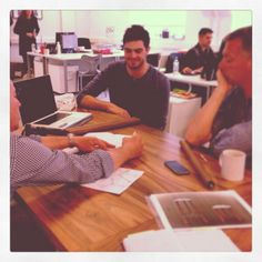 Heal's Discovers 2014 | Discussing development with designer Sam Lloyd