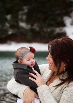 SANDERSON FAMILY TRADITIONAL WINTER PORTRAITS #brooklynfletcherphotography