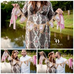 Bohemian Chic Maternity session
