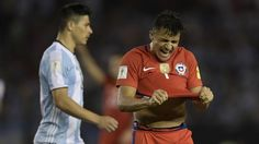 Alexis Sanchez sprains ankle ahead of Chile's Confederations Cup opener