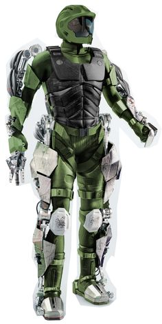 Military Exoskeleton Armor | ... : CAE: Event: Battle of the Blueprints: military exoskeleton