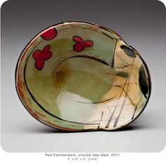Victoria Christen | Ceramic Portfolio | Earthenware
