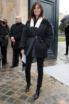 The Paris Street Style Stars To Watch - Best Dressed French Women - Elle