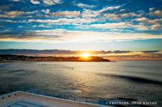 Frothers.com.au - 08 Aug 10 - Buckler Sunrise - Bondi Sunrise, Glow, Celestial, Outdoor, Outdoors, Sunrises, Outdoor Games, Sunrise Photography, Rising Sun