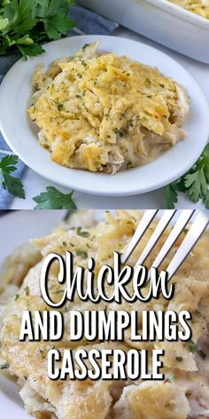 Chicken Dumpling Casserole, Chicken And Dumplings, Cooked Chicken, How To Cook Chicken, Fast Chicken Recipes, Steak Recipes, Best Homemade Pizza, Fruit And Veg, Casserole Recipes