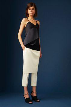 3.1 Phillip Lim | Pre-Fall 2014 Collection | Origami folds & monochrome