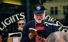 Lawrence Ferlinghetti In 1953, with Peter D. Martin, founded City Lights Bookstore, the first all-paperbound bookshop in the country, and by 1955 he had launched the City Lights publishing house.