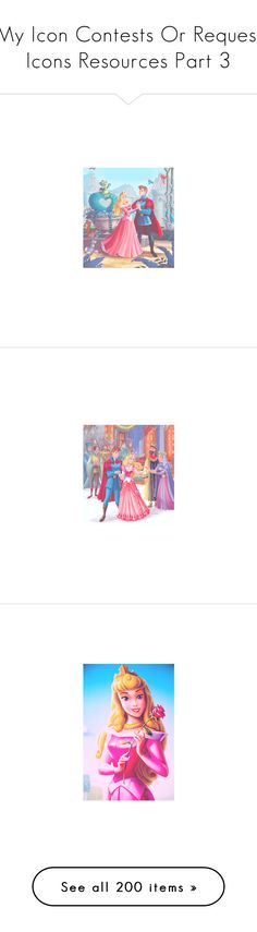 """""""My Icon Contests Or Request Icons Resources Part 3"""" by once-upon-a-peytenn ❤ liked on Polyvore featuring home, children's room, children's bedding, disney, aurora, disney icon, pictures, photos, icons and beauty and the beast"""