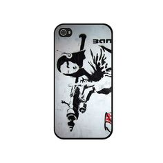 Banksy iPhone Cover