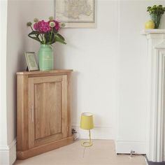 Rivermead Oak Corner Cupboard 1001.005 Quality wooden furniture at great low prices from PineSolutions.co.uk. Get Free Delivery and Exchanges on all orders. http://www.MightGet.com/january-2017-11/rivermead-oak-corner-cupboard-1001-005.asp
