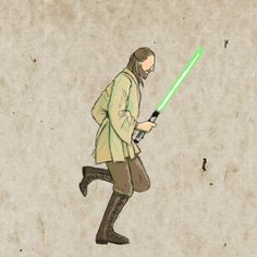 Star Wars Animation by Miguel Oropeza
