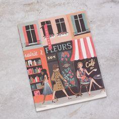 Parisian Notebook