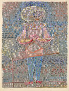 Paul Klee | Boy in Fancy Dress 1931| The Met