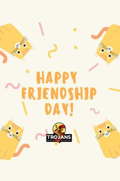 "Want to get some "" MARKETING.TROJANS "" by the next friendship day Happy Friendship Day, How To Get, Sign, Explore, Marketing, Fictional Characters, Happy Friends Day, Signs, Fantasy Characters"
