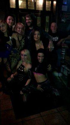 Bam Margera's after party