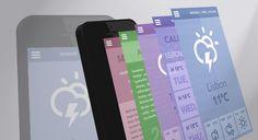 3D Effect for Mobile App Showcase