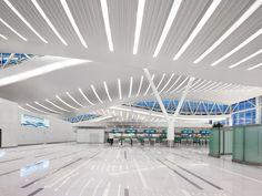 Hangzhou Xiaoshan Int'l Airport Terminal 3