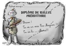 Rallye Lecture C3 : La préhistoire