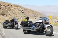 Full Review: The 2008 Suzuki Boulevard C109R and C109RT: The Suzuki C109R and C109RT.