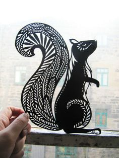 Papercuts make great design templates for stencils, masks for solarfast film and even silk painting Kirigami, Stencils, Paper Art, Paper Crafts, Illustration, Silk Painting, Paper Cutting, Cut Paper, Light In The Dark