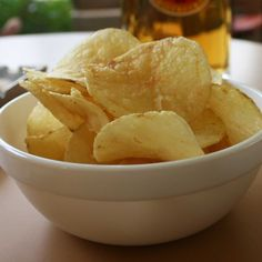 potato chips-super easy