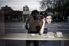 fred herzog self portrait and woman Street Photography People, Photography Projects, Urban Photography, Abstract Photography, Color Photography, Portrait Photography, Window Photography, Artistic Photography, Lise Sarfati