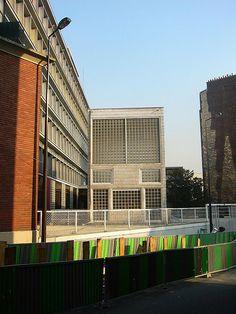 Le Corbusier- Salvation Army Hostel, 1931-33