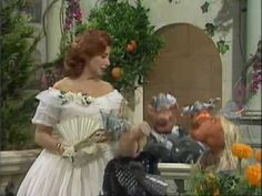 """Beverly Sills on The Muppet Show - """"Pigoletto"""". Beverly Sills introduced me as well as many Americans to opera. She was a lovely coloratura, and I still admire her. You're going to admire her courage here, singing with The Muppets! Coloratura Soprano, Beverly Sills, Julian Barnes, Frank Oz, Music Den, Music Flower, Higher Art, Then Sings My Soul, The Muppet Show"""